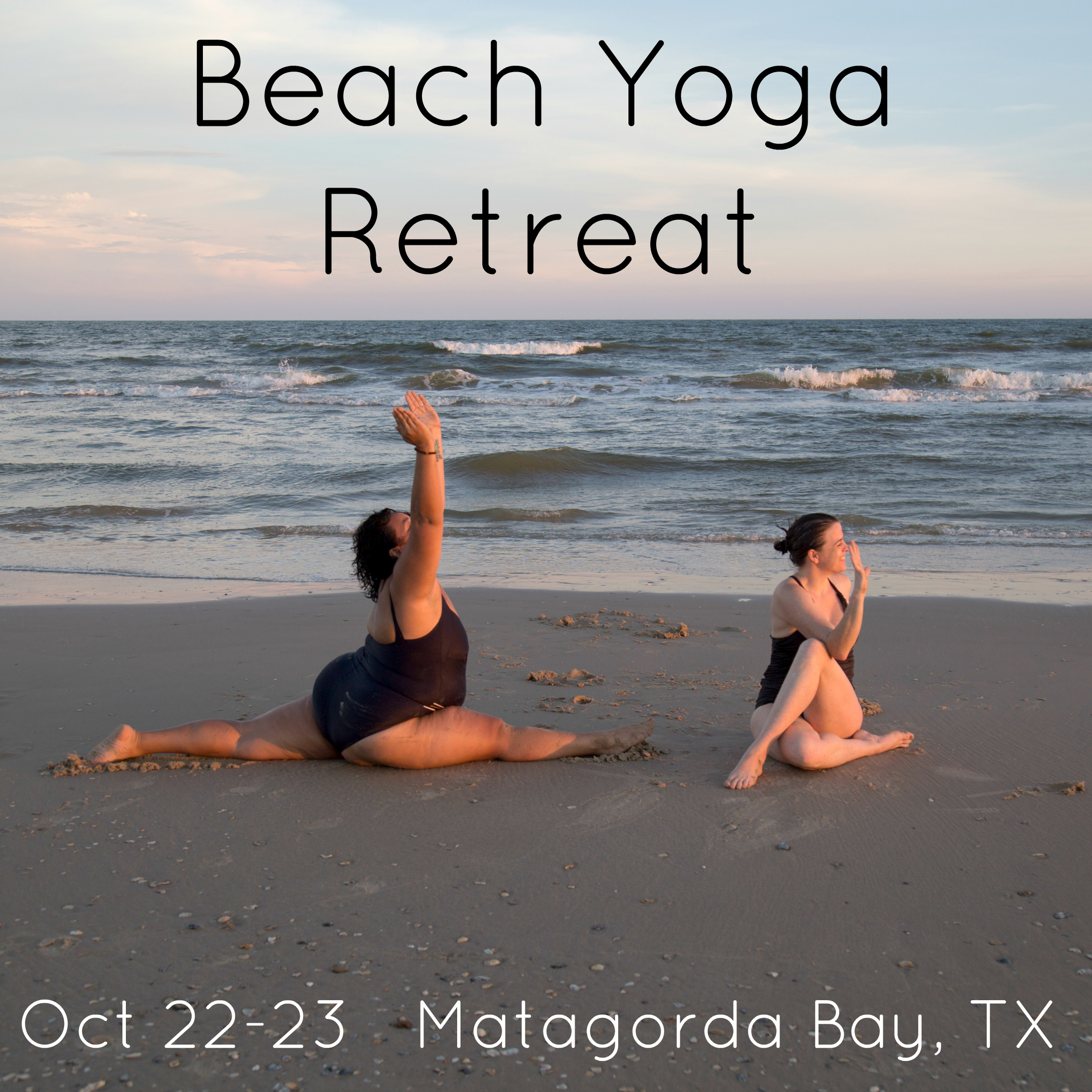 Beach Yoga Retreat